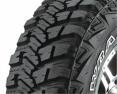 Автомобильная шина GOODYEAR Wrangler MT/R with Kevlar 33x12.5 R15 108Q