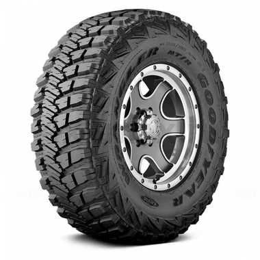 Автомобильная шина GOODYEAR Wrangler MT/R with Kevlar 285/75R16 126Q BSL