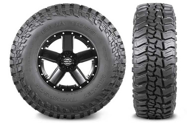 Шина грязевая Mickey Thompson BAJA BOSS LT 295/55R20 (33X12.00R20LT) 123/120Q